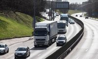 Vežėjai gali susigrąžinti dalį Vokietijoje sumokėto kelių mokesčio