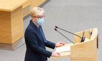 Seimas sutiko skirti I. Šimonytę premjere