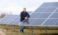 Saulės elektrines statosi net tie, kurie neturi kur jų statyti
