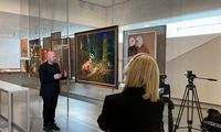 Nacionalinis dailės muziejus pristato naują projektą