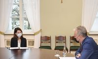 Prezidentas liko patenkintas kandidate į socialinės apsaugos ministres