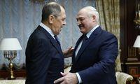 Rusijos UR ministras kaltina Vakarus kišimusi į Baltarusijos reikalus