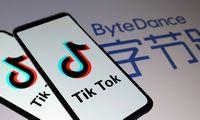 """JAV vyriausybė pratęsė """"TikTok"""" pardavimo terminą iki gruodžio 4 d."""