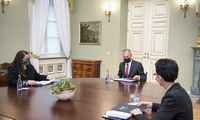 Prezidentas suabejojo E. Dobrovolskos patirtimi ir pakankamu autoritetu