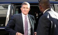 D. Trumpas suteikė malonę savo buvusiam patarėjui M. Flynnui