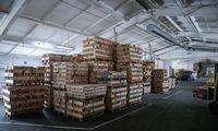 Koronavirusas privertė užsidaryti didžiausią Suomijos medienos perdirbėją