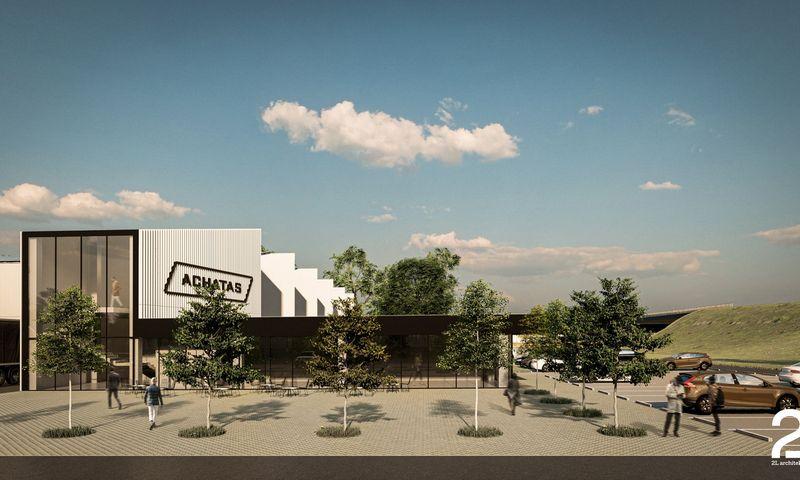 "UAB ""2L Architects"" vizualizacija."