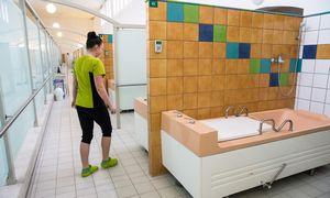 Karantino parblokštos sanatorijos sugalvojo paslaugą, kuri sustabdytų atleidimus