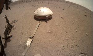 Kipro kalnai taps aikštele Marso misijų įrangos bandymams