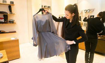 """Apie lietuvišką drabužių produkciją – FT, """"Vogue"""", """"Daily mail"""""""