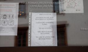 Prognozės: COVID-19 smarkiai kirs trečdaliui Lietuvos įmonių