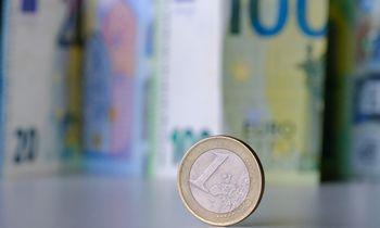 Biudžeto deficitas išsipūtė iki beveik 3 mlrd. Eur