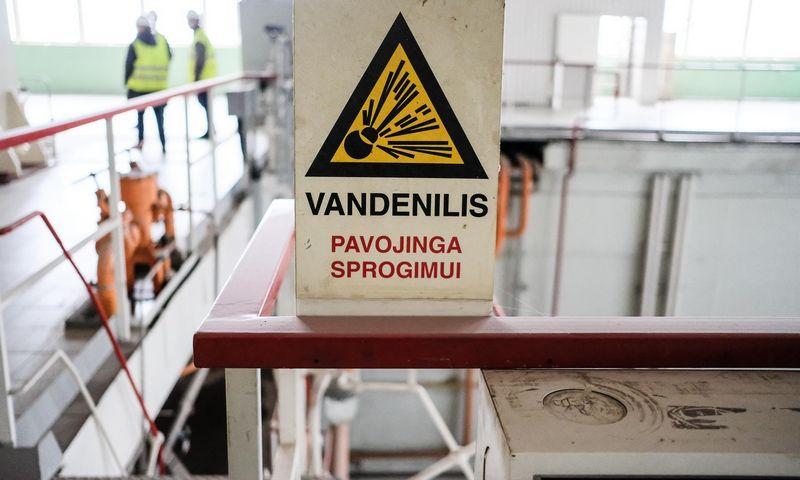 Platesnį vandenilio naudojimą skatins ES, Vyriausybė ir verslas. Vladimiro Ivanovo (VŽ) nuotr.