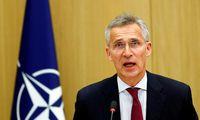 J. Stoltenbergas: NATO stebi padidėjusį Rusijos aktyvumą Baltarusijoje ir Kalnų Karabache