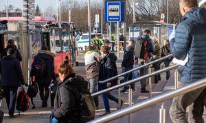 Šalies oro uostai norėtų testuoti keleivius dėl COVID-19