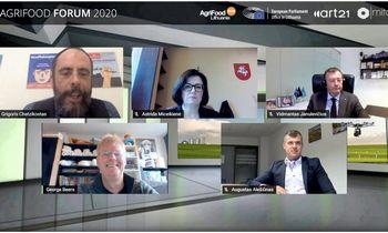 Agro-maisto forume 2020 dėmesys bendradarbiavimui, ateities sprendimams ir ryškėjančioms Lietuvos ambicijoms