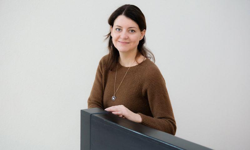 Monika Navickienė, Seimo narė, pretendentė į socialinės apsaugos ir darbo ministres. Vladimiro Ivanovo (VŽ) nuotr.
