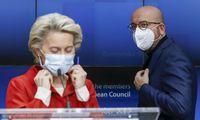 Analitikai: praėjus metams ES vadovų tandemui dar stinga politinio svorio