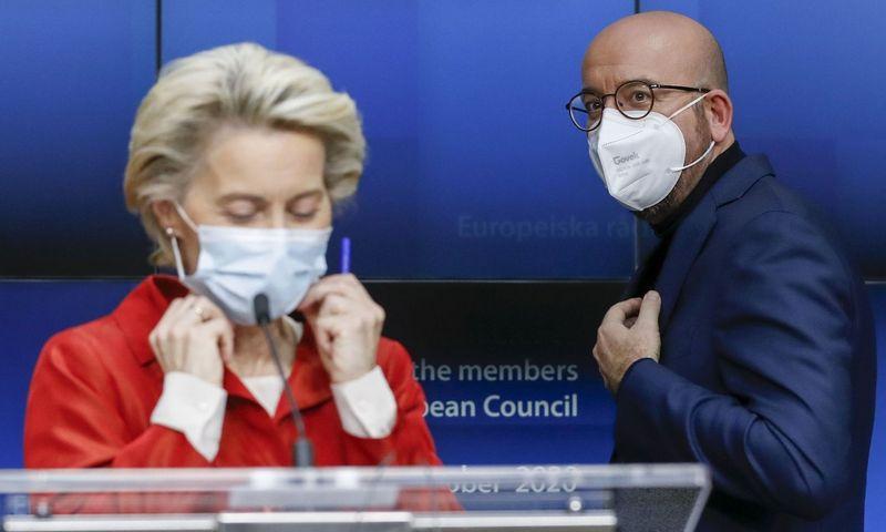 "Olivierio Hosleto (AFP/ ""Scanpix"") nuotr."