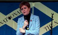 Škotija vėl bruzda - kalbaapie naują referendumą dėl atsiskyrimo