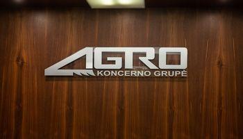 """""""Agrokoncerno"""" pelnas augo kelis kartus"""