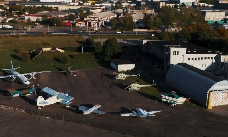 Lietuvos aviacijos muziejus. LIMIS nuotr.