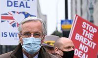 M. Barnier: kelios ateinančios dienos derybose bus lemiamos