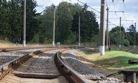 """Apklausa: daugėja """"Rail Balticos"""" projektą teigiamaivertinančių gyventojų"""