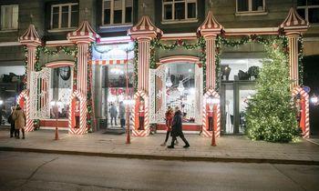Konkursas: Vilnius kviečia verslą kartu puošti miestą Kalėdoms