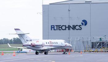"""""""Avia Solutions Group"""" apsipirko Šiaurės Amerikoje"""