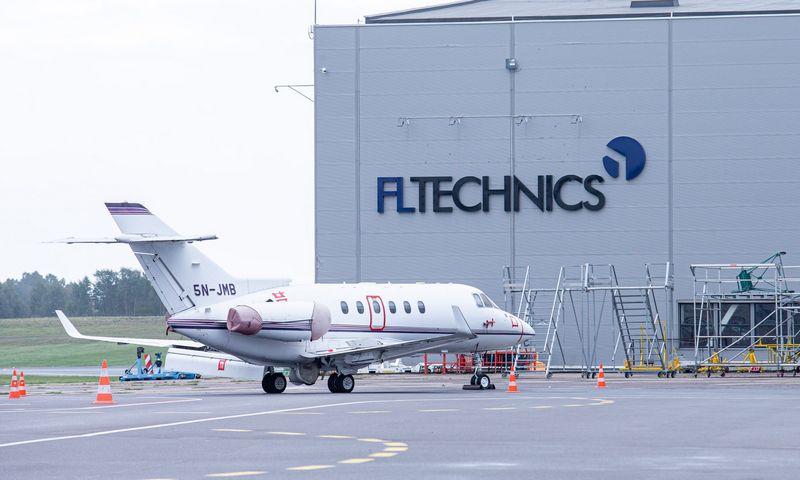 """""""FL Technics"""" įsigijo įmonę Kanadoje. Juditos Grigelytės (VŽ) nuotr."""
