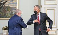 Prezidentas teigiamai vertina kandidatą į krašto apsaugos ministrus
