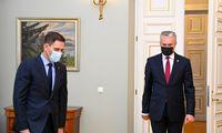 Prezidentas klausė D. Kreivio dėl jo verslo interesų