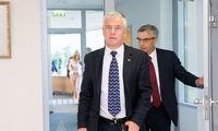 LVŽS narys J. Jarutis tapo Seimo vicepirmininku