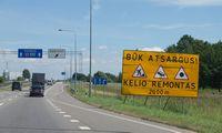 Valstybės kontrolė: kartais asfaltuojamos gatvės, kuriomis naudojasi 1 ar 9 namų ūkiai