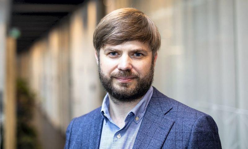 """Artūras Michejenko, UAB """"DKV Euro Service Baltikum"""" direktorius: """"Skaitmenizuotos sistemos jau artimiausiais metais turės pakeisti žmogų visur, kur tik įmanoma."""""""