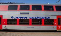 """Paskirta nauja """"Lietuvos geležinkelių"""" valdyba"""