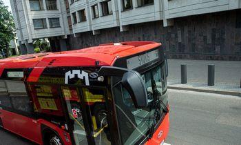 Vilnius už 300 mln. Eur reformuos viešąjį transportą: iki 2030 m. atsisakys dyzelino