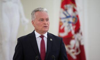 Prezidentas išbrokavo kandidatus į susisiekimo ir žemės ūkio ministrus
