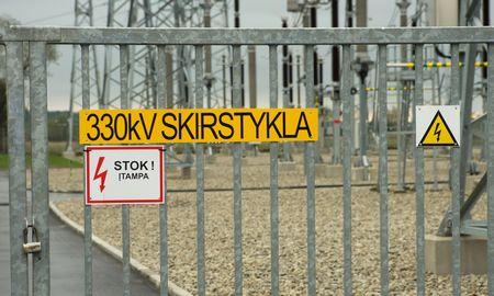 "Pašalinus ""NordBalt"" gedimą elektros jungtis su Švedija vėl veikia"