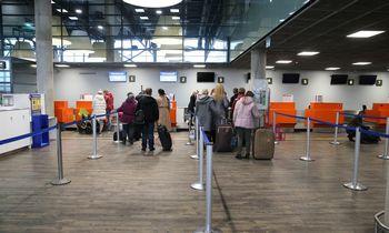 Vyriausybinė komisija pradėjo oro uostų konkurse dalyvaujančios Kinijos įmonės patikrą