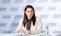 Baltarusijos opozicija paskelbė šešis įvykių plėtotės šalyje scenarijus