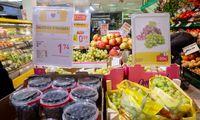 Lapkričio metinė infliacija sudarė 0,6%