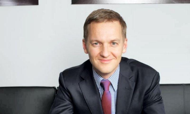 "Kornelijus Čelutka, ""BaltCap"" partneris. Įmonės nuotr."