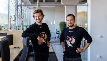 """Kauniečių startuolis """"Eneba"""" pritraukė 8 mln. USD investiciją"""