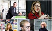 Nauji vadovai: pokyčiai rinkodaros ir komunikacijos komandose