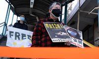 Koronavirusą Uhane fiksavusią žurnalistę Kinija 4 metams uždarė į kalėjimą