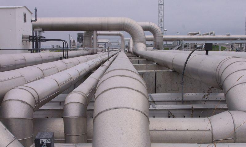 Būtingės naftos terminalas. Vladimiro Ivanovo (VŽ) nuotr.