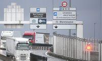 Prekyba su JK: grįžta muitinės procedūros