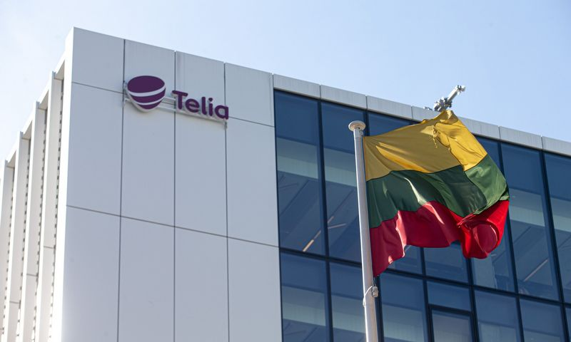 """Telia"" biuras Vilniuje. Juditos Grigelytės (VŽ) nuotr."